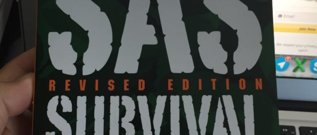 SAS Survival Handbook review