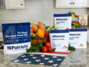 Food For Patriots Free  Hour Kit